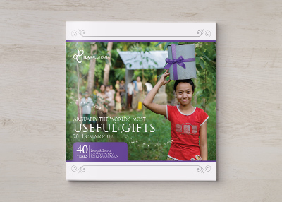 TEAR AUSTRALIA USEFUL GIFTS CATALOGUE