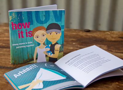 YOUNG MUMS & DADS EDUCATIONAL BOOKLET